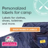 Mabel's Labels for Camp