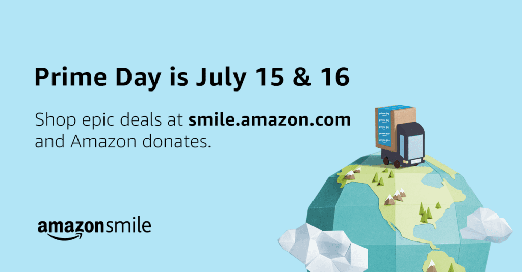 Amazon Prime Day Supports GVRC