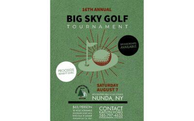 16th Annual GVRC Golf Tournament